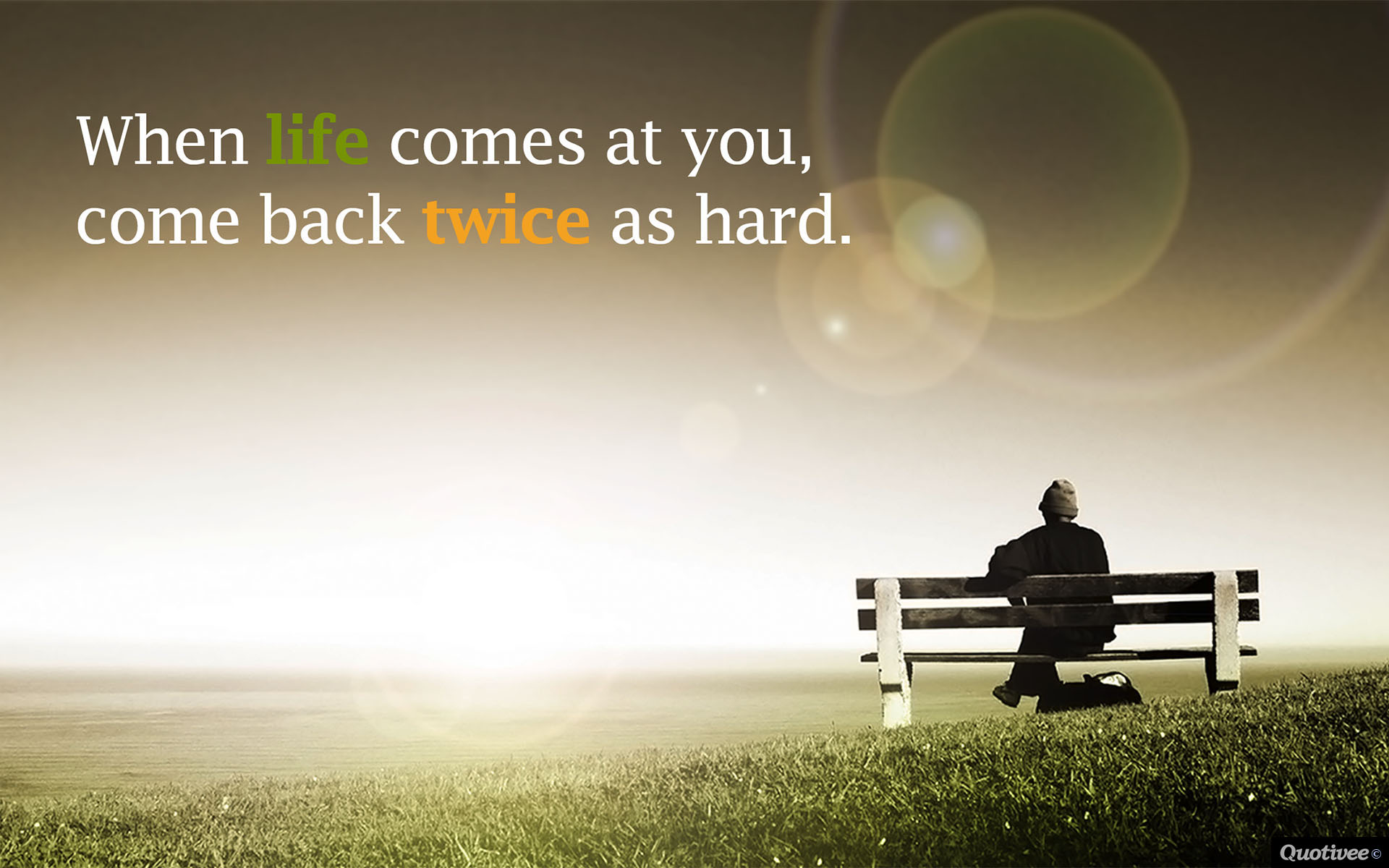 Inspirational Quotes Quotes When Life Comes At You  Inspirational Quotes  Quotivee