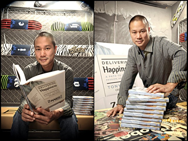 Tony Hsieh on Delivering Happiness [Video]
