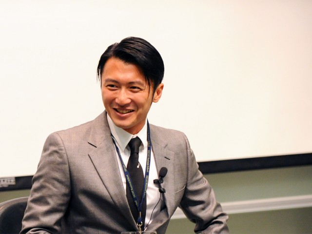 Leadership and Inspirational Teachings from Nicholas Tse, HK Artist
