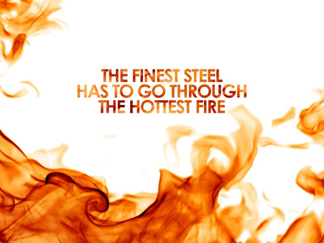 The Hottest Fire