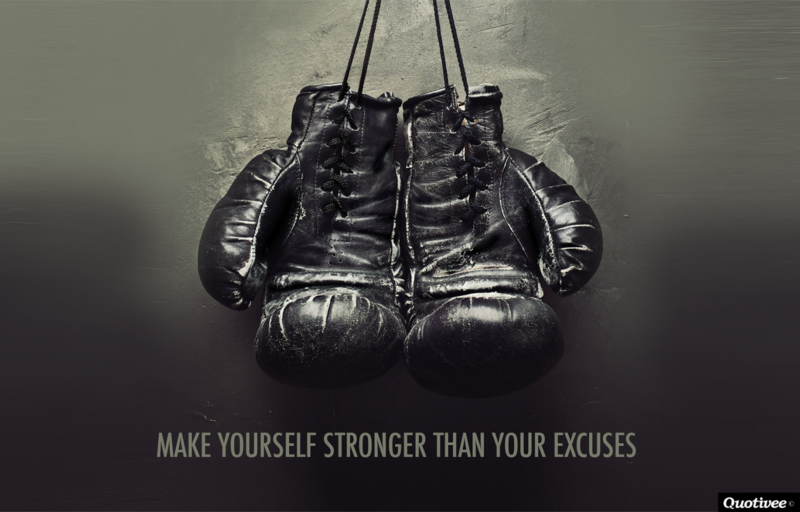 Make Yourself Stronger Than Your Excuses - Inspirational Quotes  Quotivee