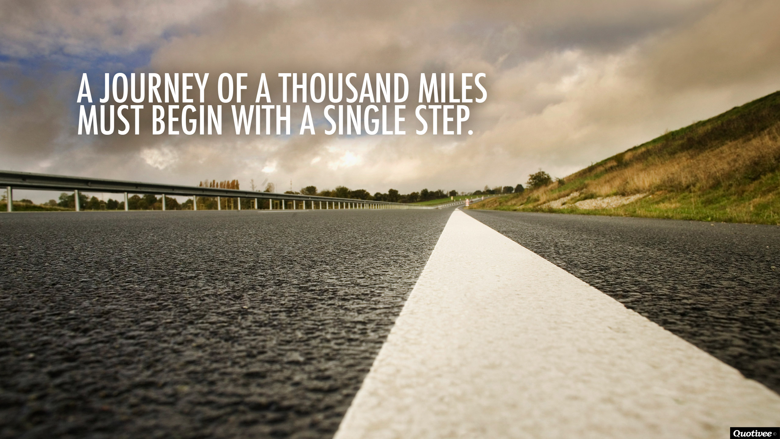 A journey of a thousand miles begins with one step essay help