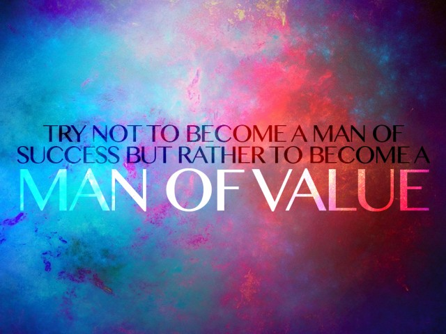 Man of Value