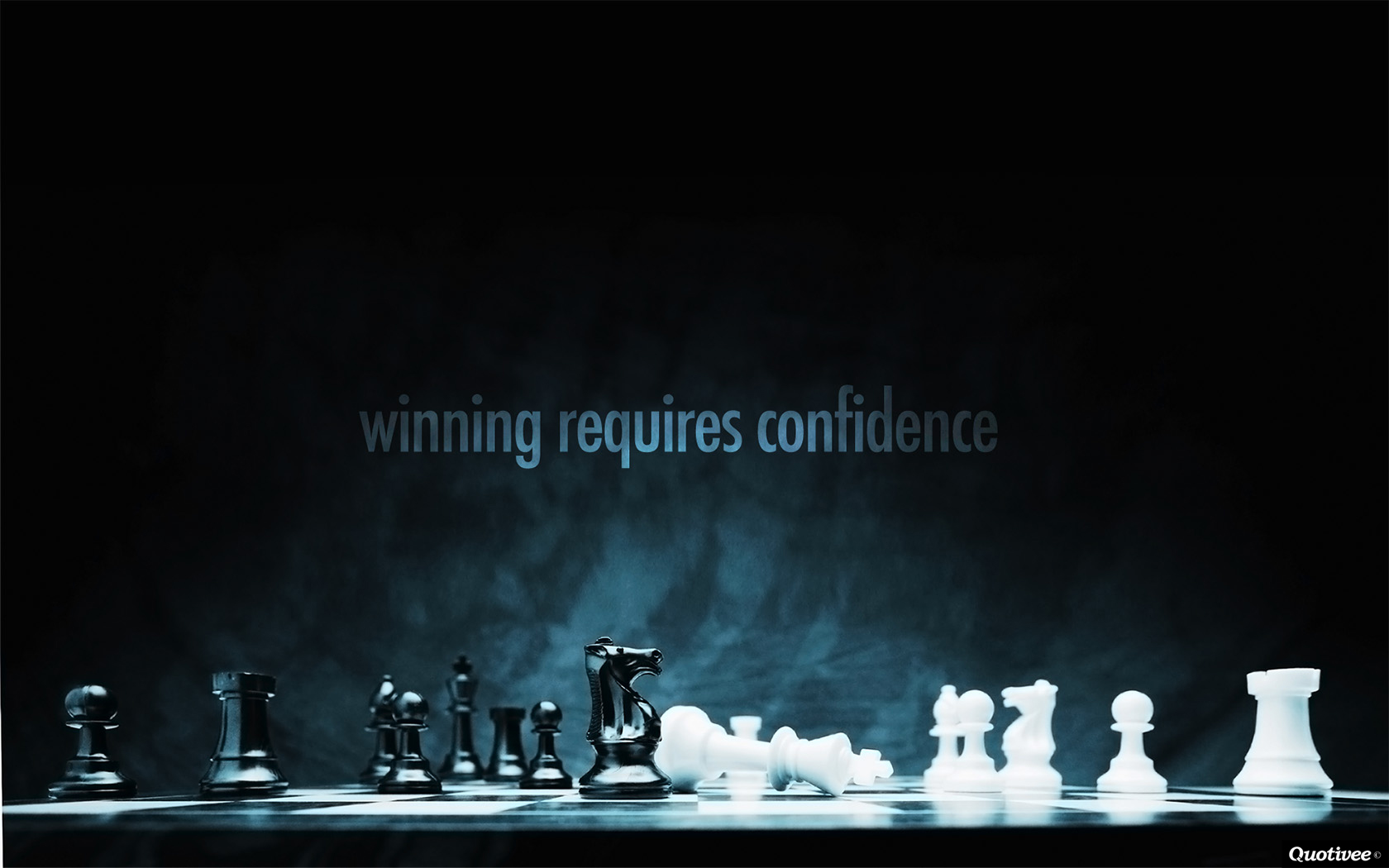 Winning Requires Confidence